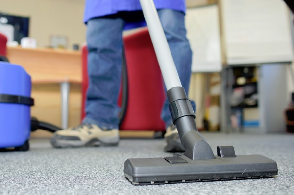 Office Carpet Cleaning Image